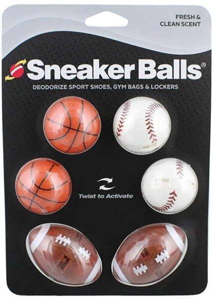 Sneaker Balls Shoe, Gym Bag, and Locker Deodorizer
