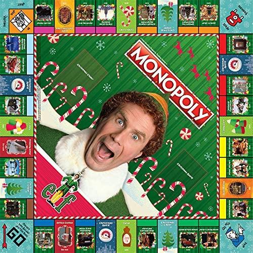 Monopoly Elf