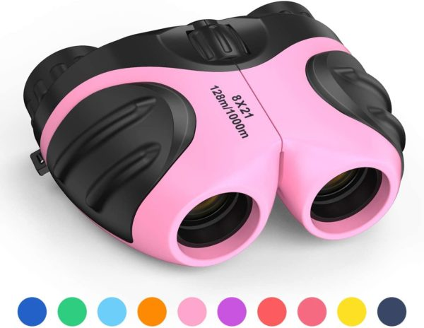 Binocular for Kids, Compact High Resolution Shockproof