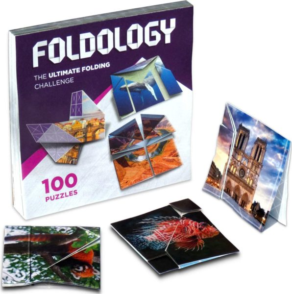 Foldology - Origami Puzzle Game