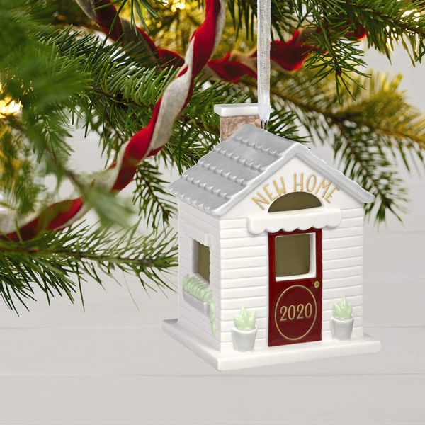 Hallmark Keepsake Ornament 2020 Year Dated New House