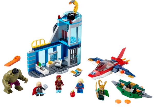 LEGO Marvel Avengers Wrath of Loki
