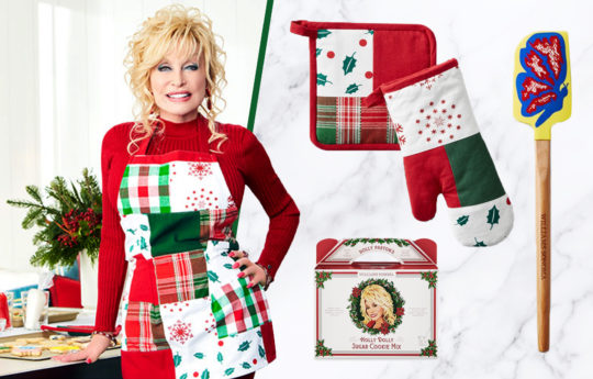 You Can Finally Shop Dolly Parton's Christmas Decor (And We're In Love)