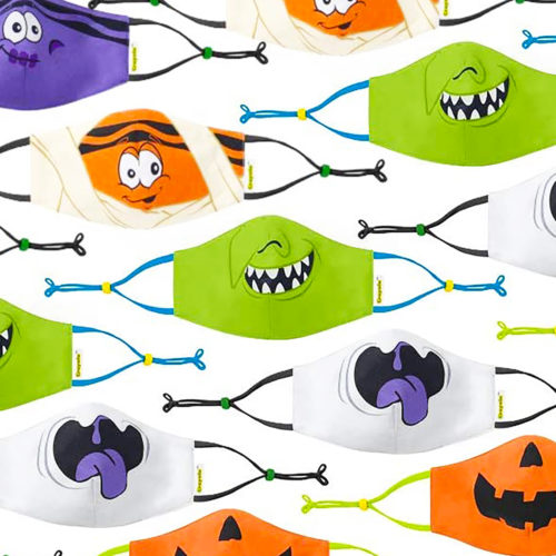 Crayola Released Halloween Face Masks For Your Little Monsters