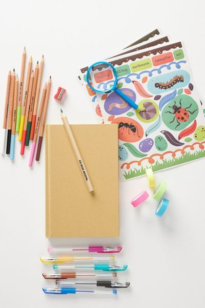 Kids Nature Journal Kit