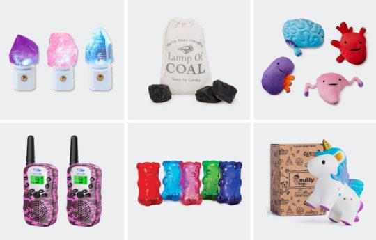 25 Fun Stocking Stuffers for Kids