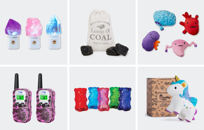 25 Fun Stocking Stuffers for Kids