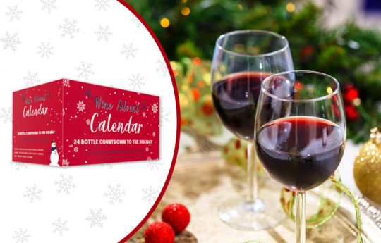 Costco is Selling a Wine Advent Calendar and It Is The Perfect Way to End 2020