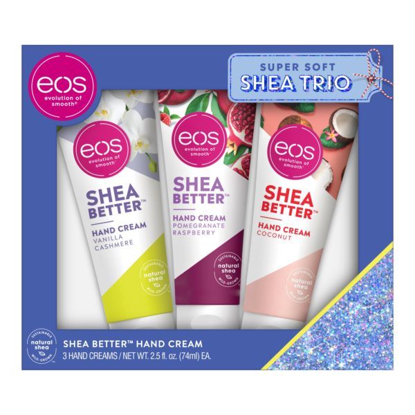 eos Holiday Shea Better Hand Cream