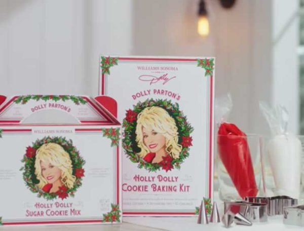 Dolly Parton's Favorite Cookie Mix