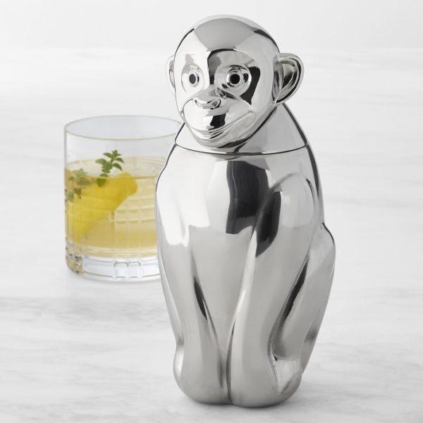 Monkey Cocktail Shaker