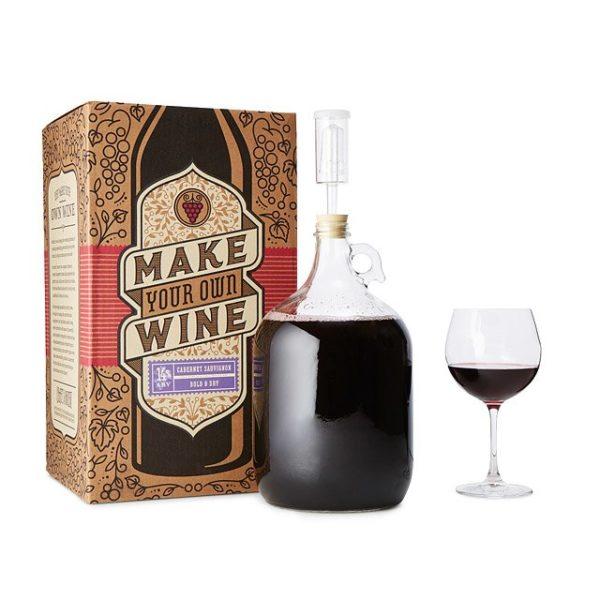 Cabernet Sauvignon Wine Making Kit
