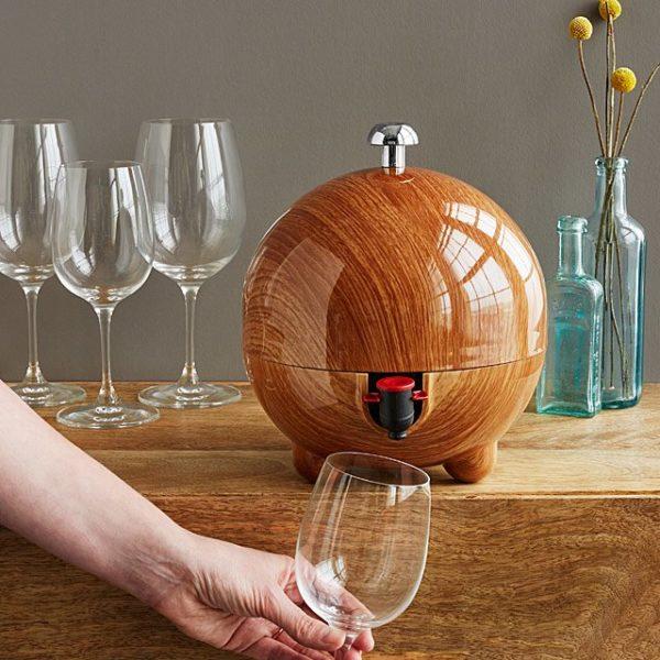 Wine Dispensing Sphere