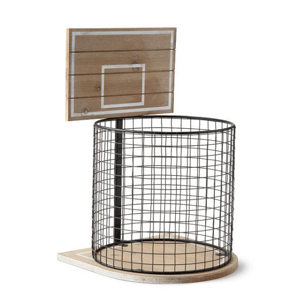 Basketball Wastebasket