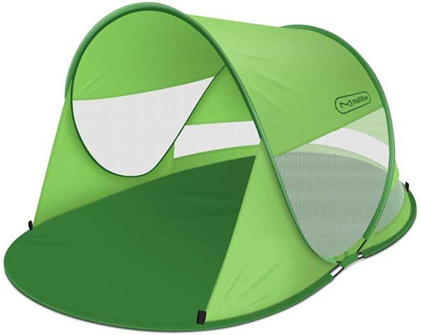 Multifun UPF 50+ Easy Pop Up Beach Tent