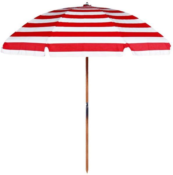 Frankford 7.5 ft. Steel Commercial Grade Heavy Duty Beach Umbrella