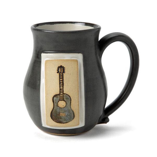 Indie Acoustic Guitar Mug