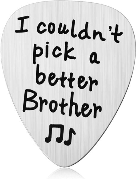 Brother Guitar Pick
