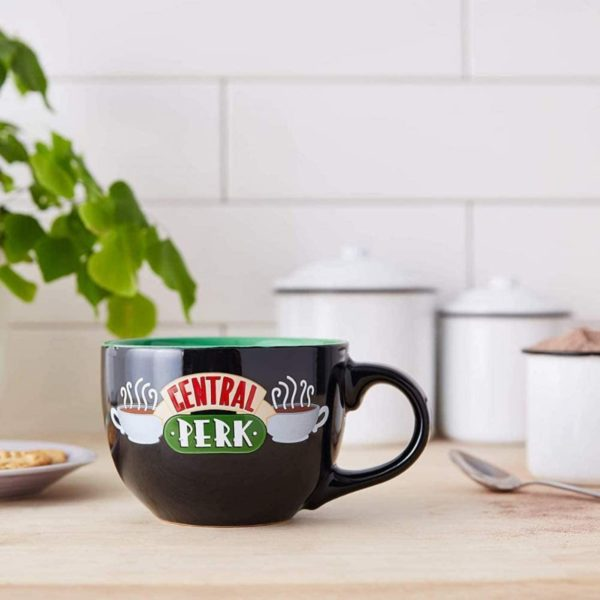 Friends Central Perk Oversized Ceramic Coffee Mug