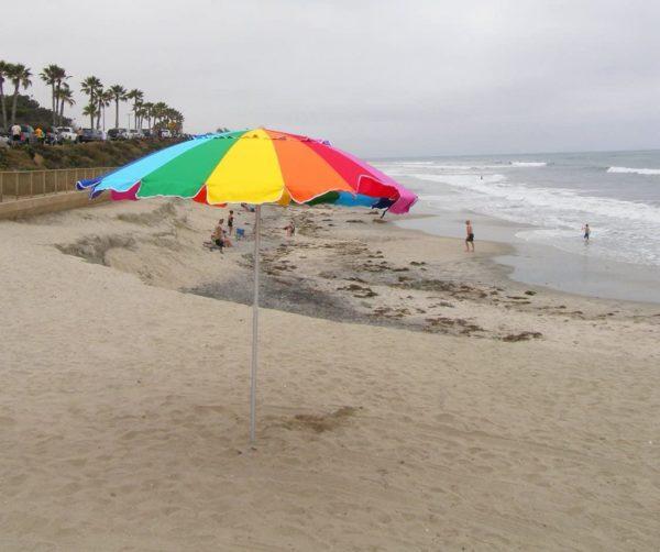 Impact Canopy 8' Beach Umbrella