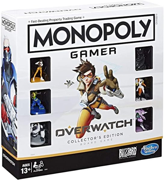 Monopoly Gamer Overwatch Collector's Edition