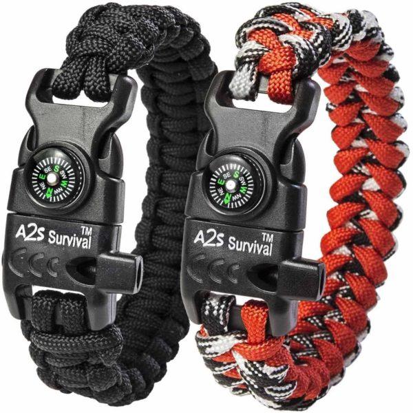 Protection Paracord Bracelet