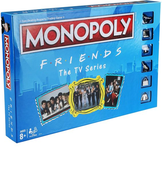 Monopoly: Friends The TV Series Edition