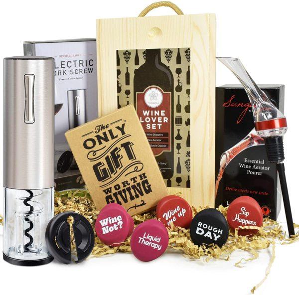 VINAKAS Wine Gift Set
