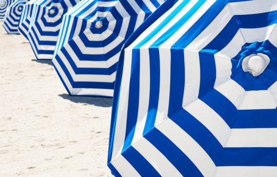 The 14 Best Beach Umbrellas for Fun in the Shade