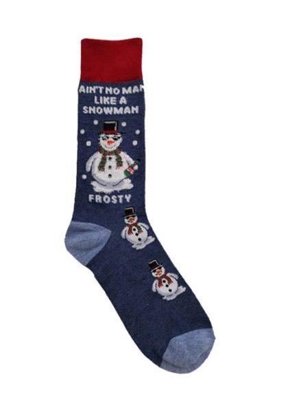 Cool Snowman Socks