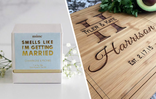 60 of the Best Bridal Shower Gift Ideas (The Ultimate List)
