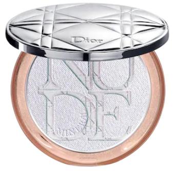Dior Diorskin Nude Luminizer Shimmering Glow Powder Highlighter