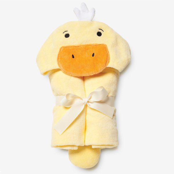 Elegant Baby Ducky Bath Wrap Towel