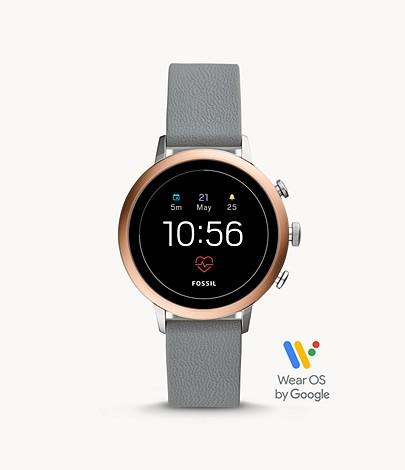 Gen 4 Smartwatch Venture HR Gray Silicone