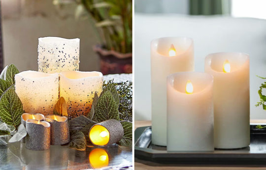 Top 14 Best Flameless Candles You Can Buy Online