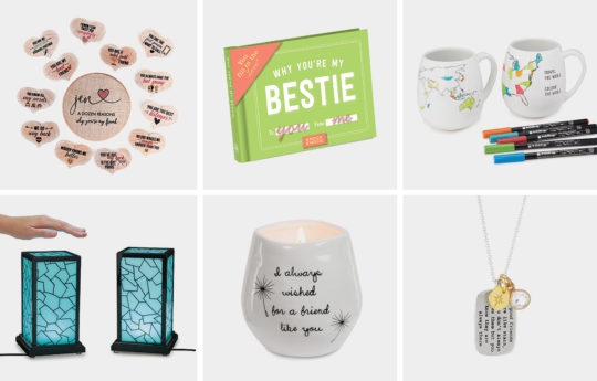 12 Sentimental Gifts for Best Friends