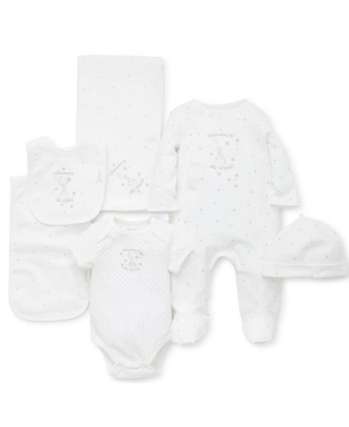 Little Me 6-Piece Welcome To the World Gift Box
