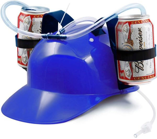 Novelty Place Guzzler Drinking Helmet