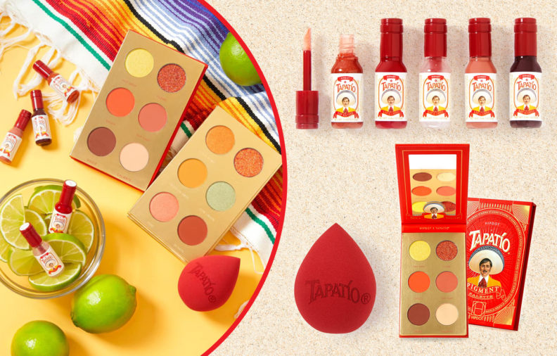 This Hot-Sauce Inspired Makeup Collection Will Add Spice to Your Morning Routine