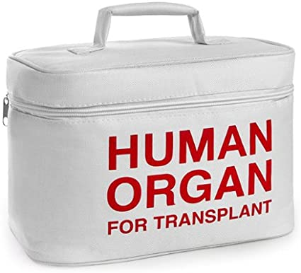 ThinkGeek ORGAN Transport Lunch Cooler