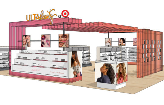 Grab Your Beauty Bags: Mini Ulta Shops Coming to Select Target Stores in 2021