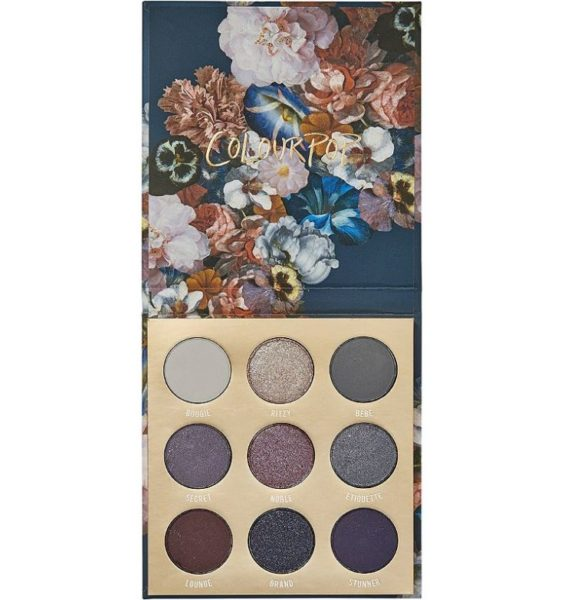 ColourPop Baroque Eyeshadow Palette