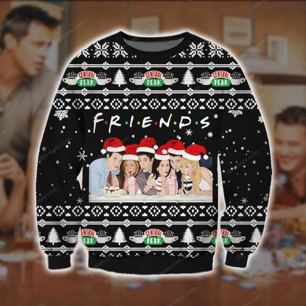 Friends TV Series Ugly Christmas Sweater