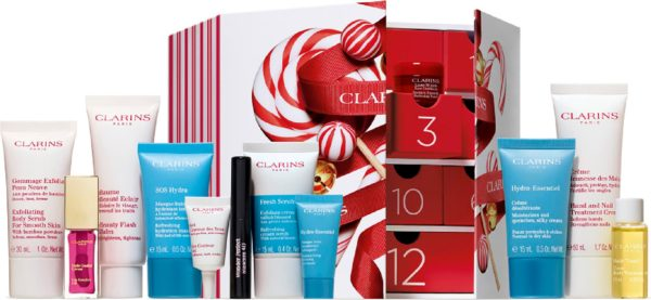 Clarins Winter Wonders Advent Calendar