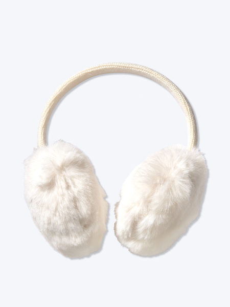 FAUX FUR EAR MUFFS