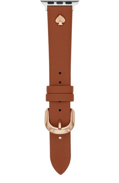 Leather Apple Watch® Strap Kate Spade New York