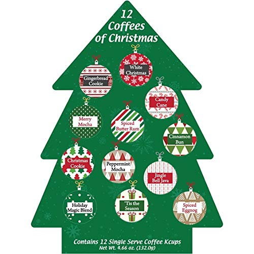 K Cup Christmas Coffee Advent Calendar