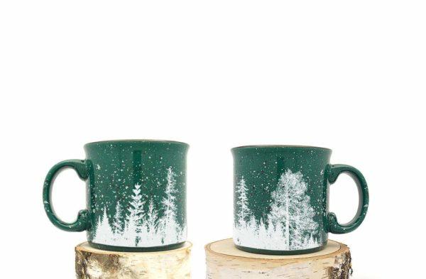 Nature Mug - Forest Landscape