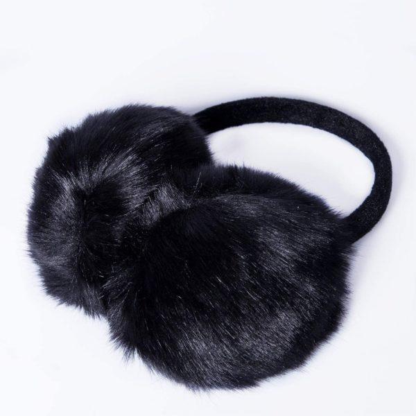 Winter Fur Foldable Ear Warmer