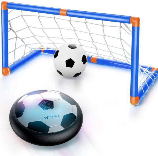 WisToyz Kids Toys Hover Soccer Ball Set